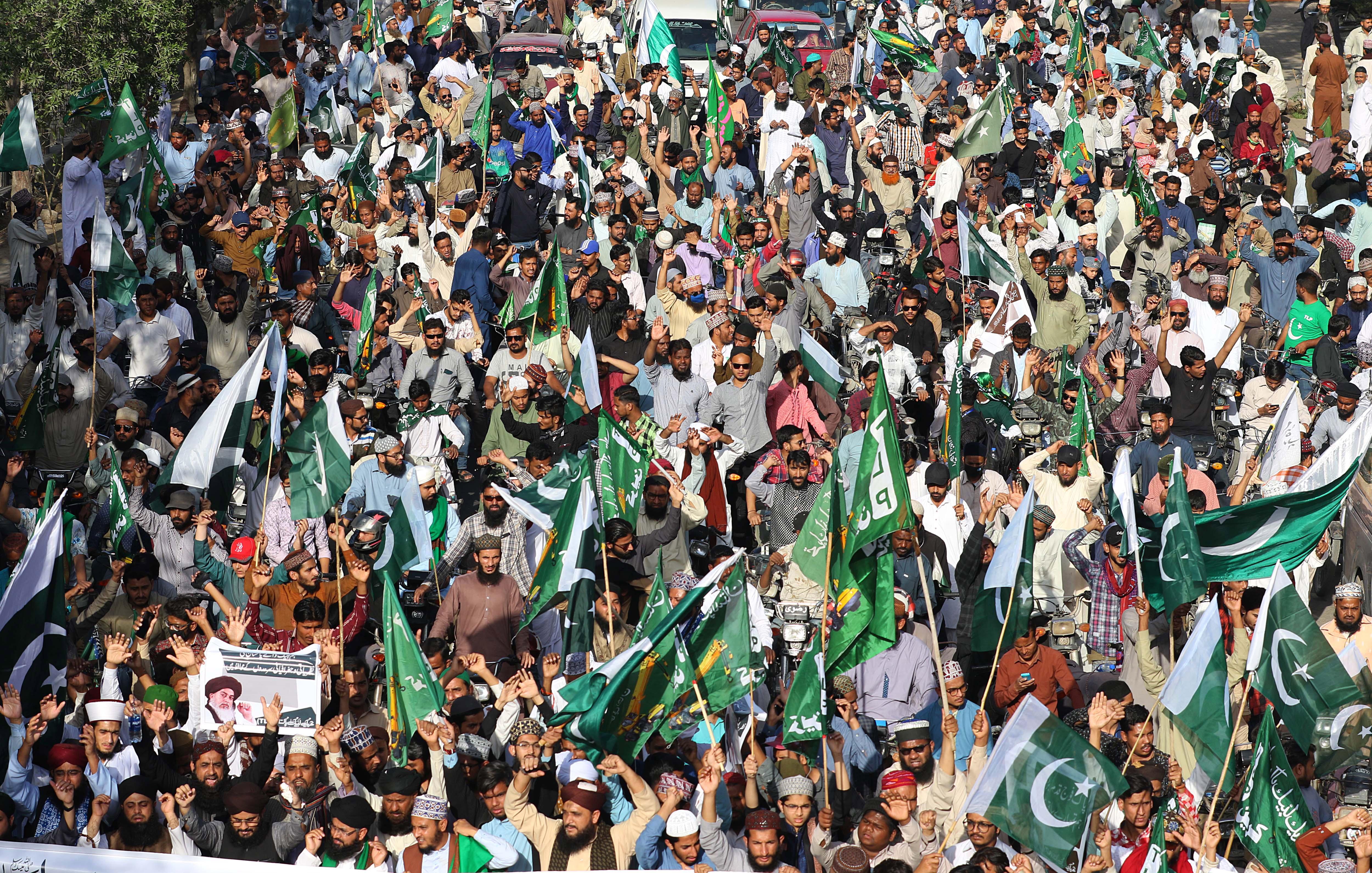 izlazi u Islamabad Pakistanu