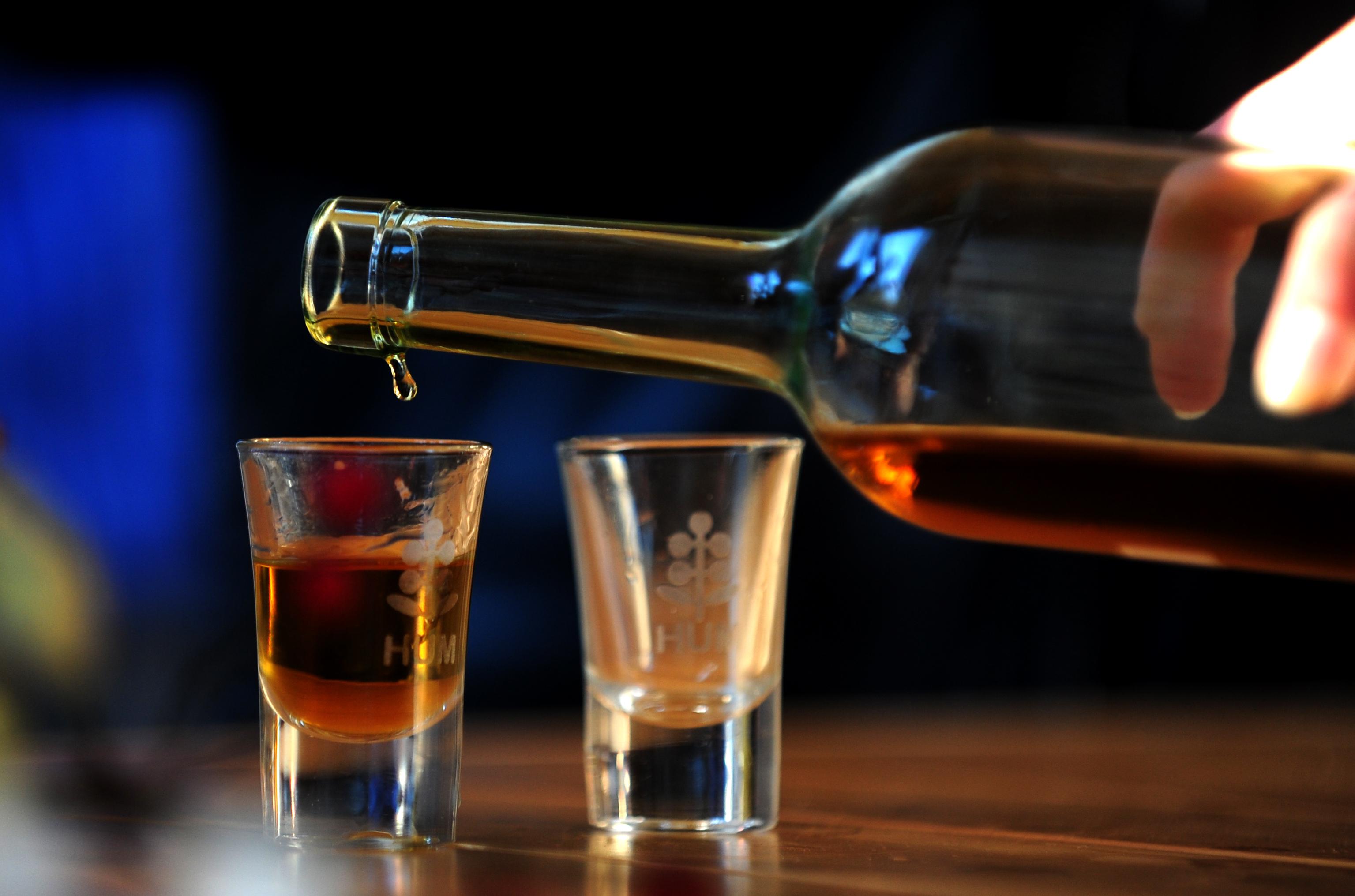 Alkoholno druženje