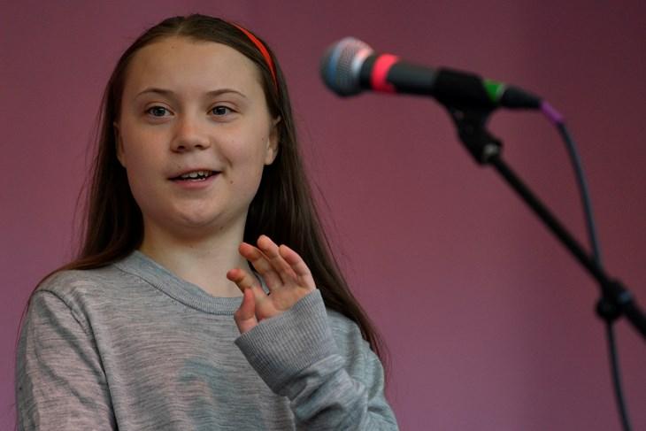 Greta Thunberg pridružila se prosvjedima ekoloških aktivista u Londonu
