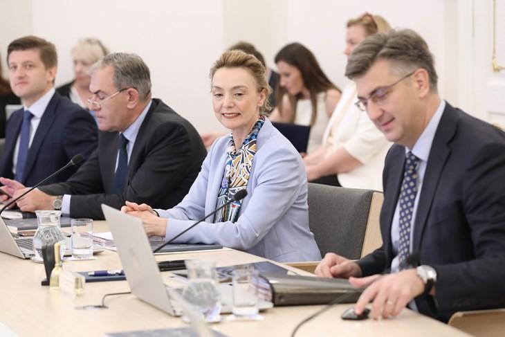 Pejčinović Burić kaže da će joj prva zadaća na čelu Vijeća Europe biti raditi na jedinstvu