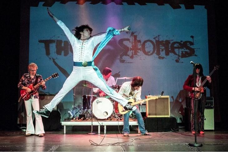 The Stones tribute band u završnici Rabac Open Aira