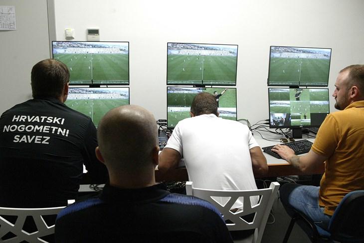 U nedjelju premijerno korištenje VAR a u hrvatskom nogometu