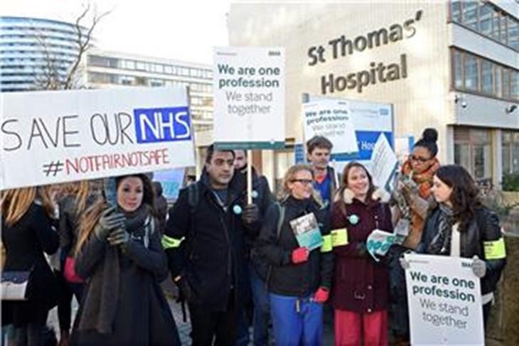 Britanija će strancima olakšati zapošljavanje u zdravstvenoj službi