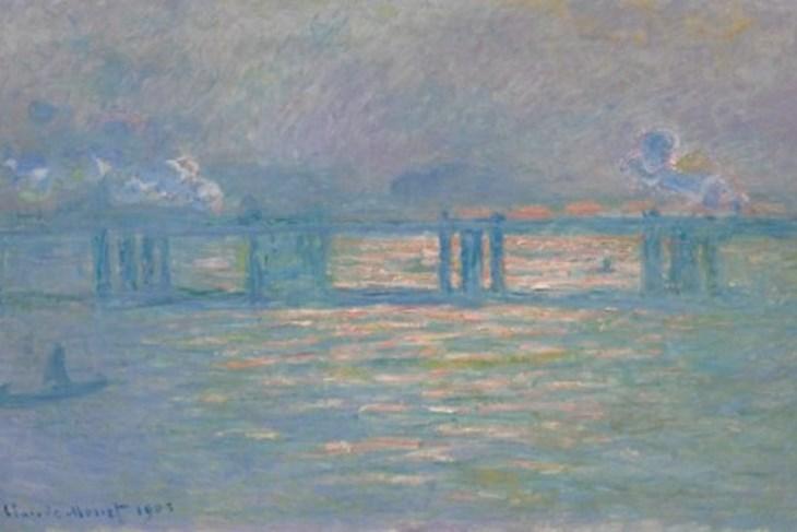 Monetovo platno prodano za gotovo 28 milijuna dolara na dražbi u New Yorku