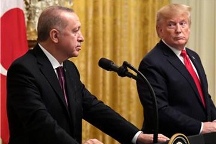 Erdogan: rekao sam Trumpu da ne možemo odustati od kupnje ruskog S 400