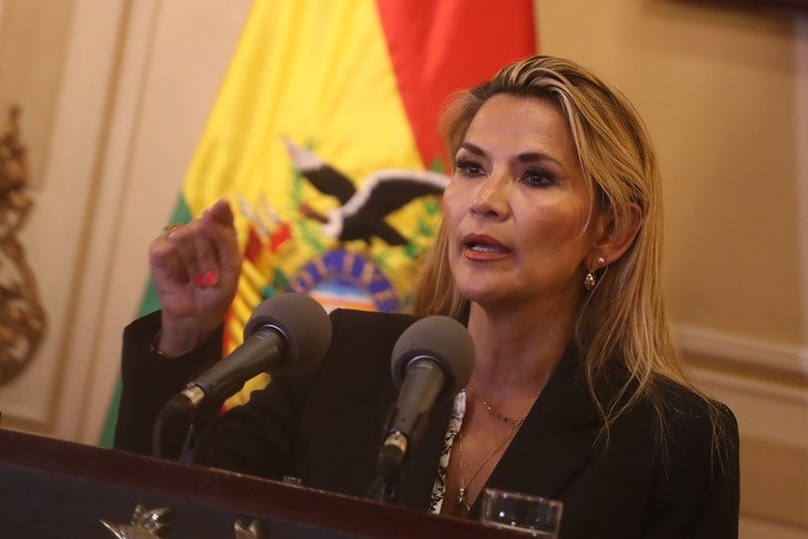 Moralesu će biti zabranjena kandidatura na sljedećim izborima Anez