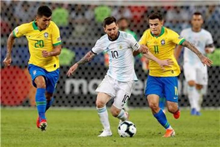 Argentina bolja od Brazila, Messi promašio jedanaesterac, pa zabio