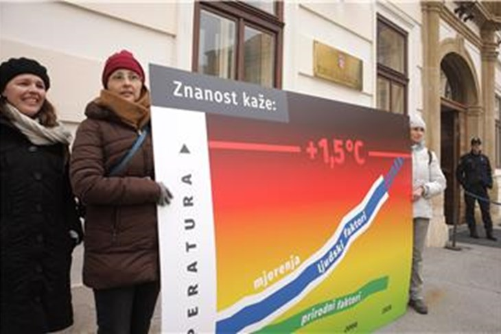 Politika ZAGREB 550 znanstvenika potpisalo i predalo Vladi Apel za klimatsku akciju