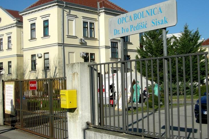 Hrvatska SISAK Županijski klubovi HSS HSP a i Mosta a: Donacijom naknada pomoći sisačkoj bolnici