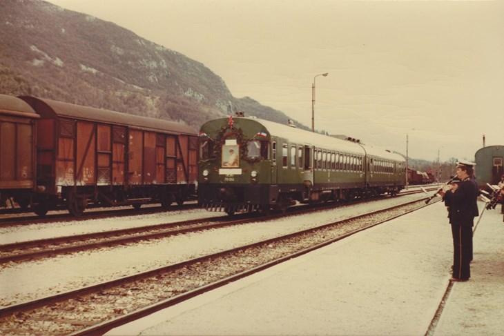 Pred Pola Stoljeca Poceo Je Voziti Arena Express Zelenim Vlakom Godisnje Je Putovalo I Vise Od 50 Tisuca Putnika Glas Istre