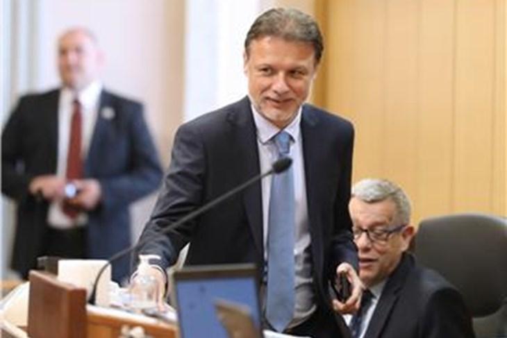 Politika ZAGREB Predsjednik Sabora Jandroković čestitao Ramazanski bajram