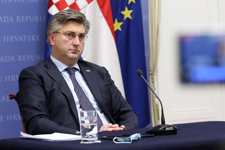 hrvatska zagreb plenković: veledrogerijama uplaćeno 300 milijuna kuna