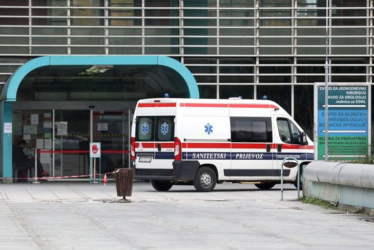 hrvatska zagreb procurila snimka iz bolnice dubrava: bolnica je pukla, mi smo pukli! već 6 mjeseci se zna da nema respiratora