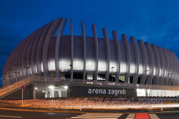 Puni Se Zagrebacka Arena Danas Smjesteno 9 Pacijenata Sutra Se Ocekuje Jos 10 Do 15 Glas Istre