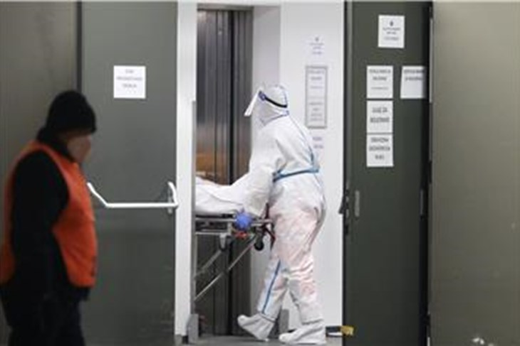 hrvatska zagreb u hrvatskoj 1135 novih slučajeva zaraze koronavirusom, 26 osoba umrlo