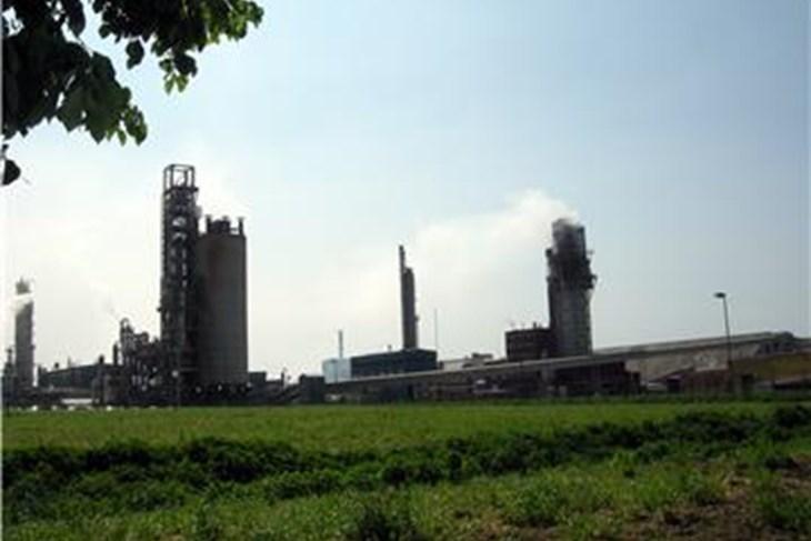 gospodarstvo zagreb petrokemija: privremeni prestanak proizvodnje amonijevog nitrata