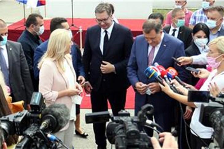 53 min srbija će se apsolutno suprotstaviti sankcijama protiv dodika i rs a
