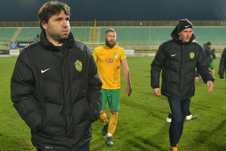 KLUB MORA IMATI VLASNIKA - Darko Raić Sudar (D. MEMEDOVIĆ)