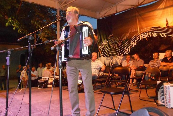 Žminjac Branko Jelenić ovdje nastupa već 22 godine
