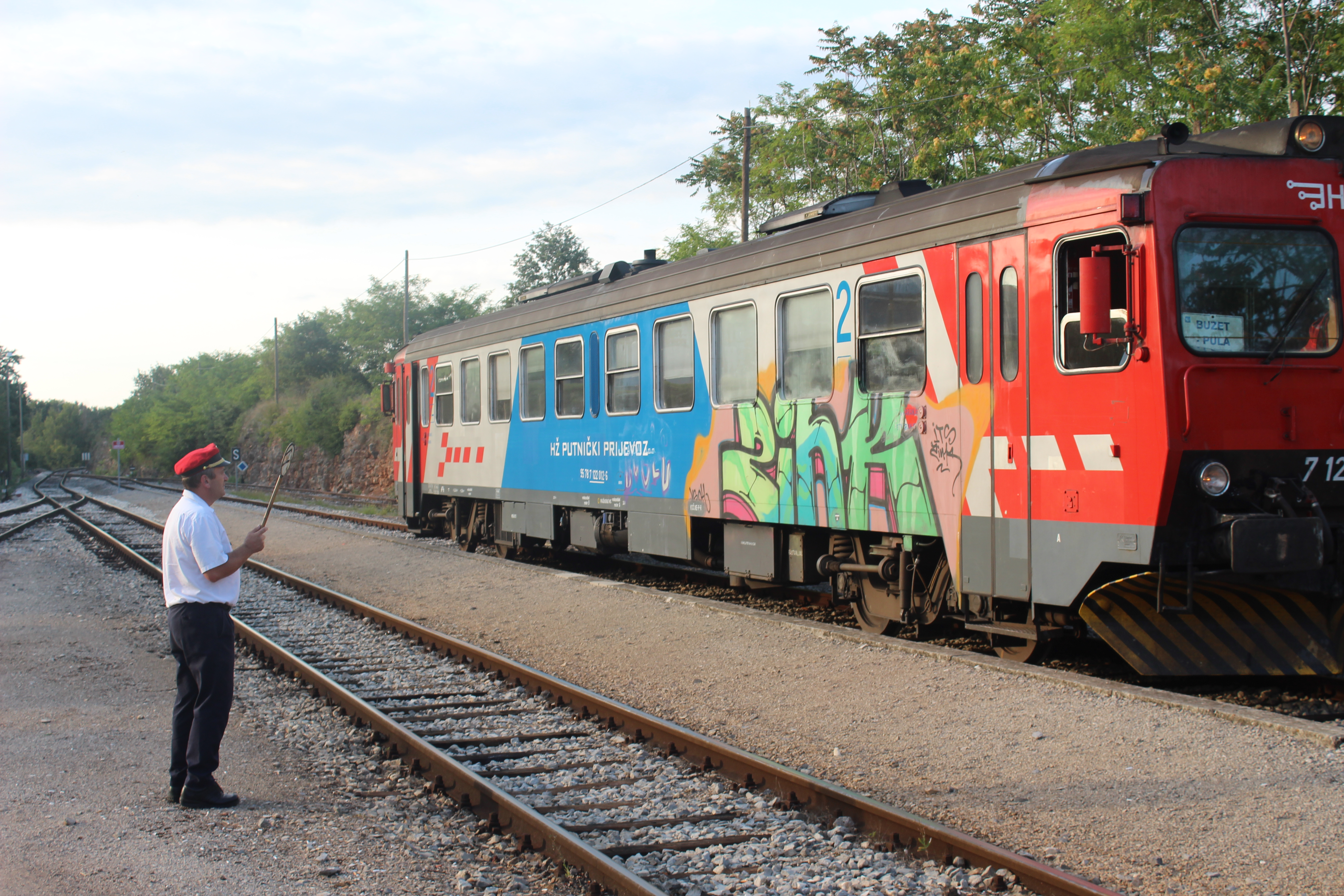 g upoznavanje vlakova